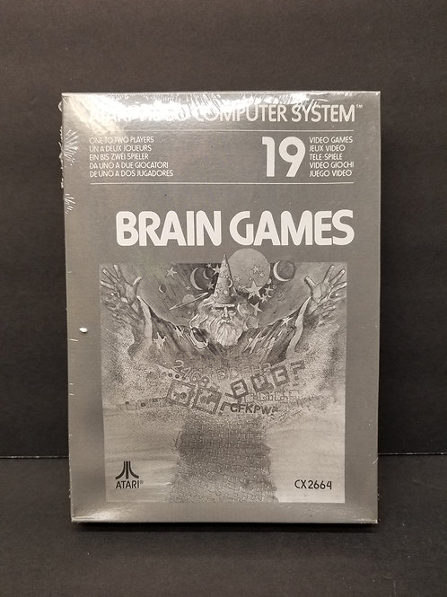 Brain Games open box