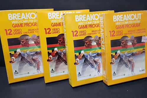 Breakout you get all 4 (won't separate)