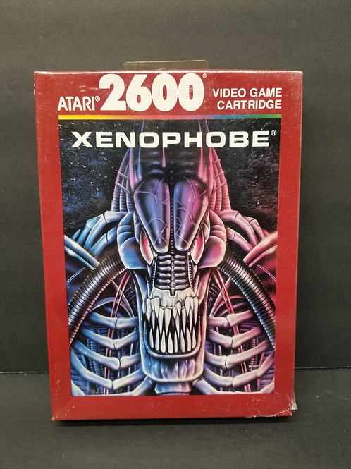 Xenophobe open box