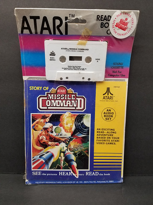 Missile Command cassette