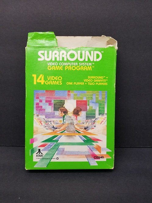 Surround open box