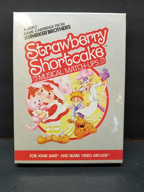 Strawberry Shortcake Musical Match-Ups