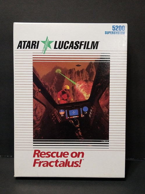 Rescue on Fracalus 5200