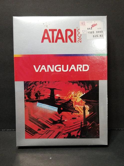 Vanguard 1988 sticker