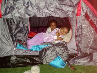Could you sleep out so that others do not have to?