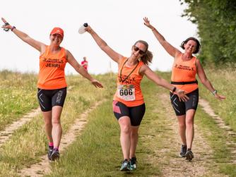 Virtual HARP24: How far can you run in 24 hours?