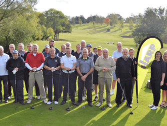 HARP's Fundraising Golf Day a Swinging Success