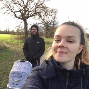 Family walk - Nina from Southend