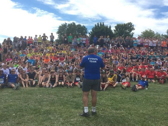 Record number of runners take on HARP24
