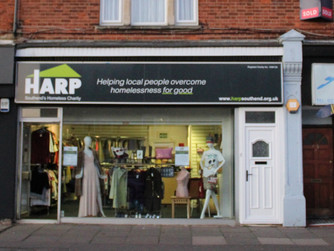 Charity Shops Closed Until Further Notice