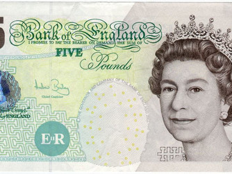 Give your old fivers to HARP