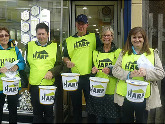 Generous Leigh Shoppers Donate Over £700!