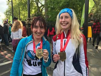Marathon runners set sights on helping local homeless people
