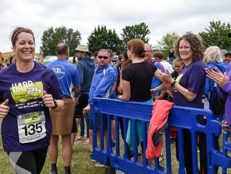 Local Mum Laura Takes On London Marathon for HARP