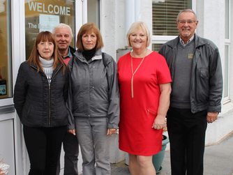 Garon Park Golf Complex nominate HARP to be their 'Charity of the Year'!