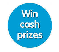 Win cash prizes lottery ball - for websi