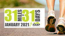 Will you do 31 Miles in 31 Days to help overcome homelessness?