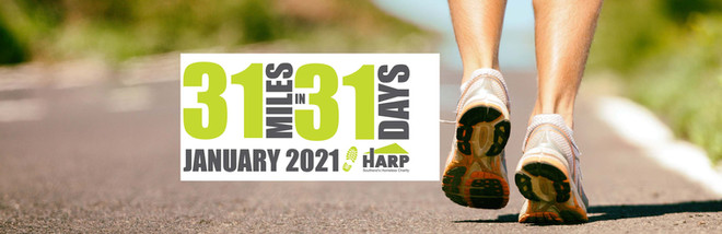 Will you do 31 Miles in 31 Days for homelessness?