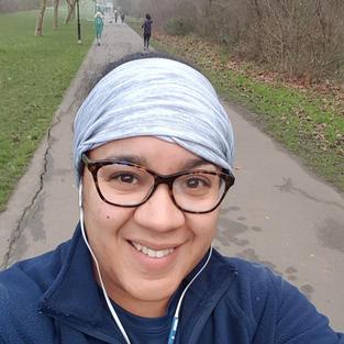 First Run - Sara from Westcliff