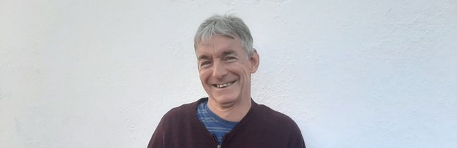 """""""I want my time to be worthwhile and well spent,"""" says HARP Volunteer, Ian"""