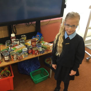 More food from Riverside Primary School