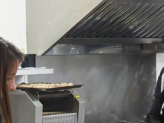 Heather Mills Teaches Vegan Cookery at HARP