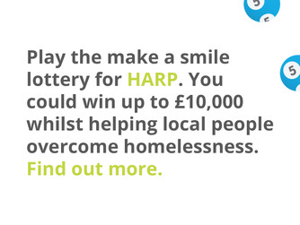 HARP Launches New Weekly Lottery Draw!