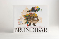Blad Cover Brundibar