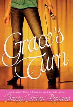 Grace's Turn - Hardcover Novel