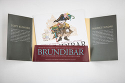 Marketing Folder and Blad-Brundibar