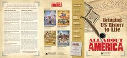 Brochure - All About America Gatefold