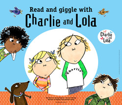 Charlie and Lola  Activity Poster Front
