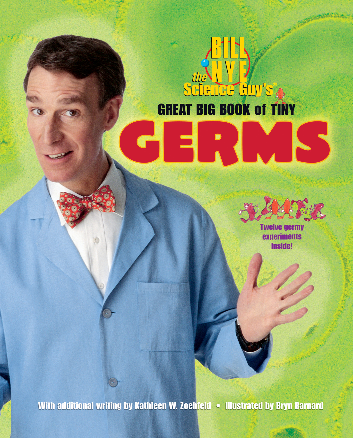 Bill Nye the Science Guy's Tiny Book of Germs