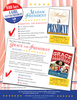 Sell Sheet - Grace For President