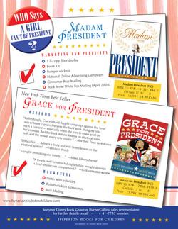 Sell Sheet - Grace For President