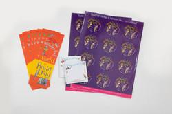 Event Kit - Roald Dahl Birthday Stickers