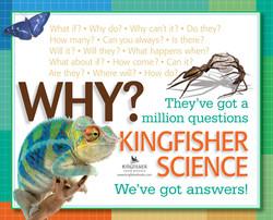 Brochure Kingfisher Front