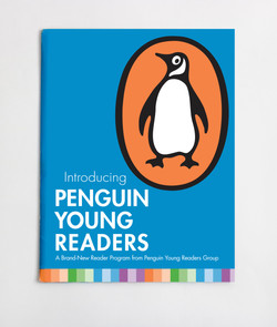 Marketing folder -Penguin Young Readers Promotion