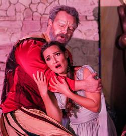 Gilda and Rigoletto