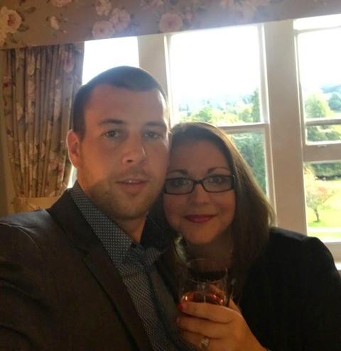 Richard and Gemma Kent