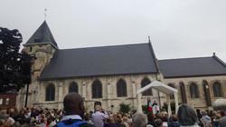 Jacques Hamel ceremony