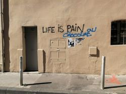 Street art, Marseille
