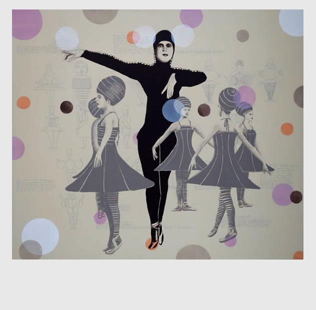Triadisches Ballett
