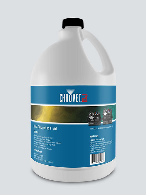 Chauvet Quick Dissipating Fluid (QDF)