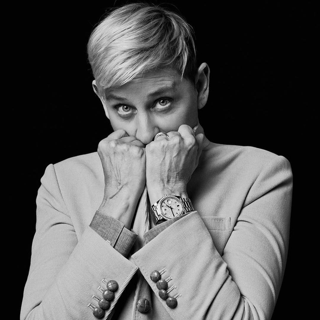 Ellen Degeneres Golden Globes Carol Burnett Award