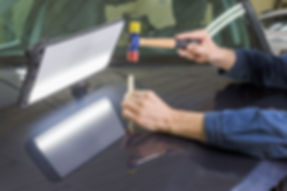 Paintless Dent Removal Sydney