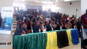 Frank Attends S.T.E.M Innovators Forum in Dodoma