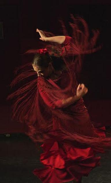 Laura Uhe, 2015 Workshop at The Flamenco Centre Canberra (dir Tomás Dietz)