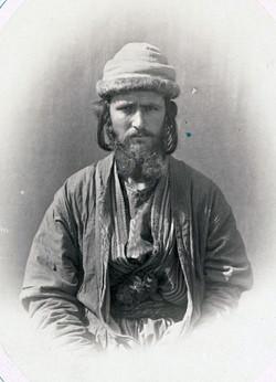 Типы национальностей в Туркестанском крае.