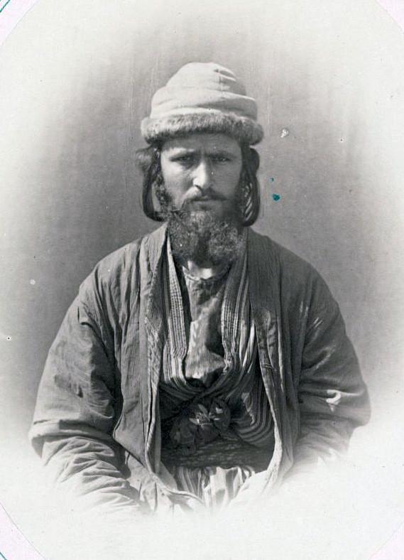 Типы национальностей в Туркестанском крае. Евреев.jpg